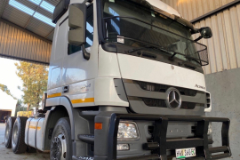 Mercedes Benz, 6x4 Drive, Truck Tractor, Used