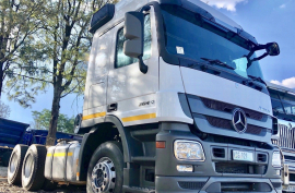 Mercedes Benz, 3344, 6x4 Drive, Truck Tractor, Used, 2008