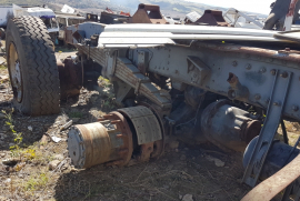 Truck Parts, DAF, CF, Axels, Used