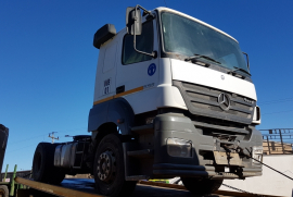Mercedes Benz, Axor 1835, 4x2 Drive, Truck Tractor, Used, 2005
