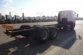 MAN, 25.280 Rigid Tag Axle 14 Ton, 6x2 Drive, Chassis Cab Truck, Used, 2016