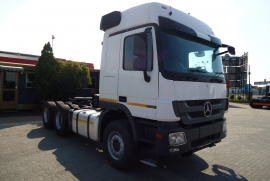 Mercedes Benz, Actros 26.44  , Double Diff, Truck Tractor, Used, 2013