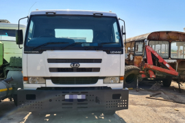 UD, Double Diff, Chassis Cab Truck, Used, 2005
