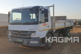 Mercedes Benz, Atego 1523 Auto , LWB, Dropside Truck, Used, 2014