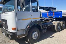 MAN, 30-380, Double Diff, Truck Tractor, Used, 1984