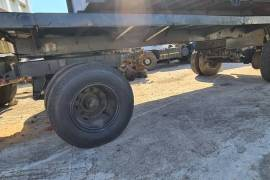LCM, Flat Deck, Double Axle Trailer, Used, 1982