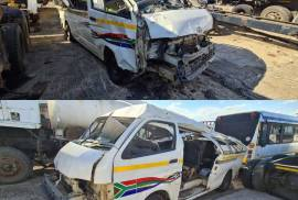 Bus Parts, Toyota, 2,7vvti , Stripping for Parts, Used, 2016