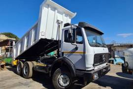 Mercedes Benz, 2635 Powerliner , 6x4 Drive, Tipper Truck, Used, 1993