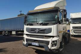 Volvo, FMX440, 6x4 Drive, Truck Tractor, Used, 2013