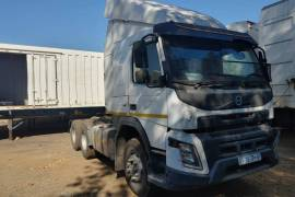 Volvo, FMX440, 6x4 Drive, Truck Tractor, Used, 2015