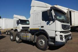 Volvo, FMX440 , 6x4 Drive, Truck Tractor, Used, 2014