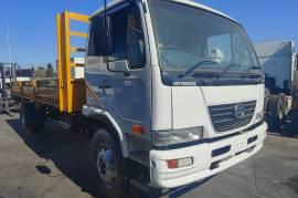 Nissan, UD 100, 4x2 Drive, Dropside Truck, Used, 2011