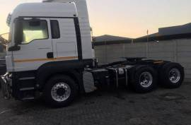MAN, TGS 27-480, 6x4 Drive, Truck Tractor, Used, 2018