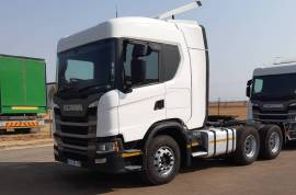 Scania, G460, 6x4 Drive, Truck Tractor, Used, 2020
