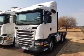 Scania, G460, 6x4 Drive, Truck Tractor, Used, 2018