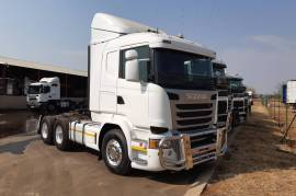 Scania, R460, 6x4 Drive, Truck Tractor, Used, 2018