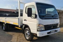 Fuso, FE7.136 TD, 4 Ton, Dropside Truck, Used, 2018