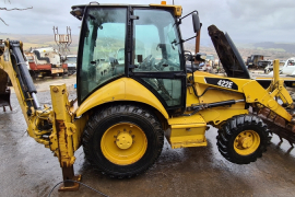 Caterpillar, 422E - 4x4, TLB, Used, 2008