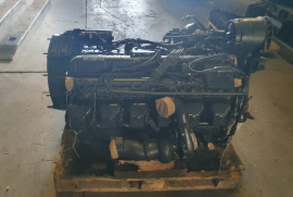 Truck Parts, Scania, DSC9-13, Engine, Used