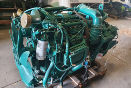 Truck Parts, Volvo, D7C , Engine, Used