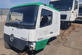 Truck Parts, Mercedes-Benz, Atego MP1 Sleeper, Cab / Cabin, Used