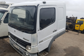 Truck Parts, Mercedes-Benz, Atego MP2 Sleeper, Cab / Cabin, Used