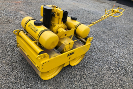 Bomag, BW75S, Roller, Used