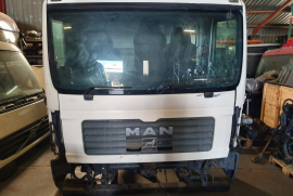 Truck Parts, MAN, TGL Day, Cab / Cabin, Used