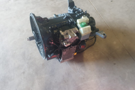Truck Parts, Mercedes-Benz, Axor G85-6 WITH ECU, Gearbox, Used