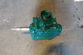 Truck Parts, Mercedes-Benz, G2-27, Gearbox, Used