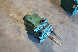 Truck Parts, Mercedes-Benz,  G3-60, Gearbox, Used