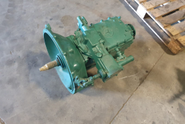 Truck Parts, Mercedes-Benz, G3-61, Gearbox, Used