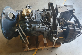 Truck Parts, Scania, GR801R, Gearbox, Used