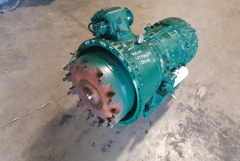 Truck Parts, Volvo, VT 1906PT, Gearbox, Used