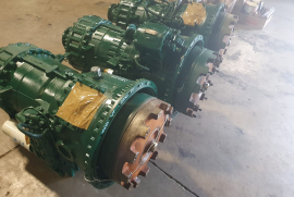 Truck Parts, Volvo, VT 2206PT, Gearbox, Used
