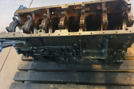 Truck Parts, Mitsubishi, Fuso 6D24T Block, Engine Parts, Used