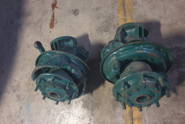 Truck Parts, Deutz, HUB SWIVEL, Engine Parts, Used