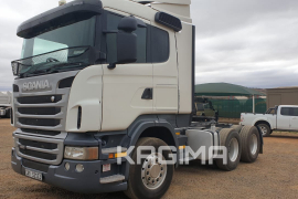 Scania, R460, 6x4 Drive, Truck Tractor, Used, 2013