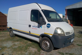 Nissan, Interstar DCI 120, 2WD, Closed Body Truck, Used, 2007