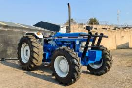 Ford, 5610 4x4 ADE 236, 4x4 Drive, Utility, Tractor, Used, 1994