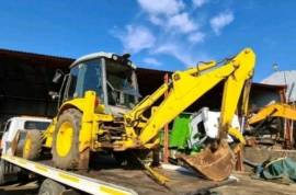 Powerstar, Axor 3335 / UD440 / New Holland LB90B , 6x4 Drive, Other, Used, 2005