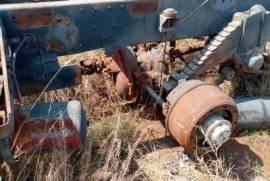 Truck Parts, Mercedes-Benz, HD4 / 2219, Hubs / Wheels, Used, 1990