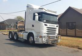 Scania, R460 , 6x4 Drive, Truck Tractor, Used, 2017