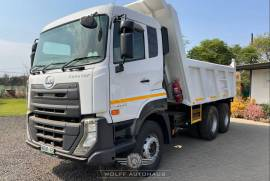 UD, Quester CWE330, 6x4 Drive, Tipper Truck, Used, 2016