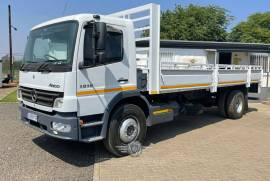 Mercedes Benz, Atego 1518, 4x2 Drive, Dropside Truck, Used, 2010