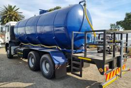 MAN, LWB, Water Tanker Truck, Used, 2007