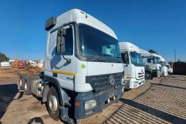 Mercedes Benz, Double Diff, Truck Tractor, Used, 2007