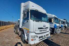 Nissan, Double Diff, Truck Tractor, Used, 2012