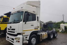 Nissan, Double Diff, Truck Tractor, Used, 2010