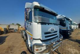 Nissan, Double Diff, Truck Tractor, Used, 2013